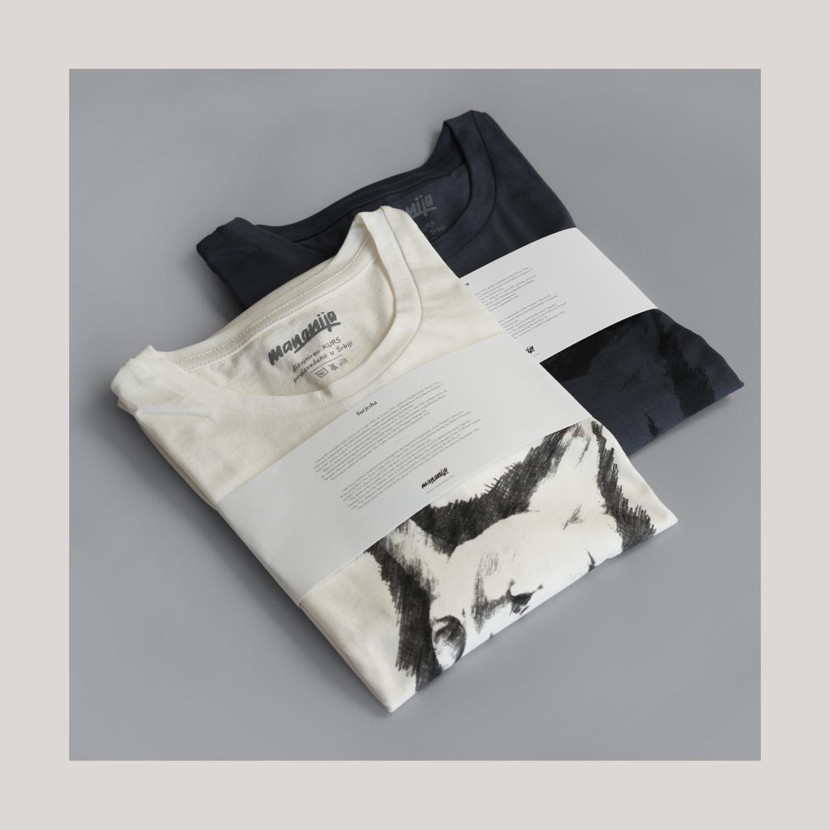 Sutjeska - majice