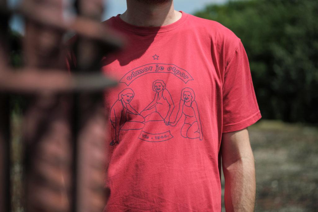 VIS crvena majica - foto Nemanja Knežević