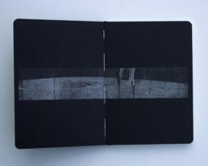Luna 2 planer. Ilustracija na crnoj korici