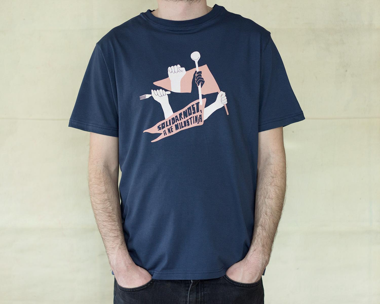 Solidarni proizvod majica