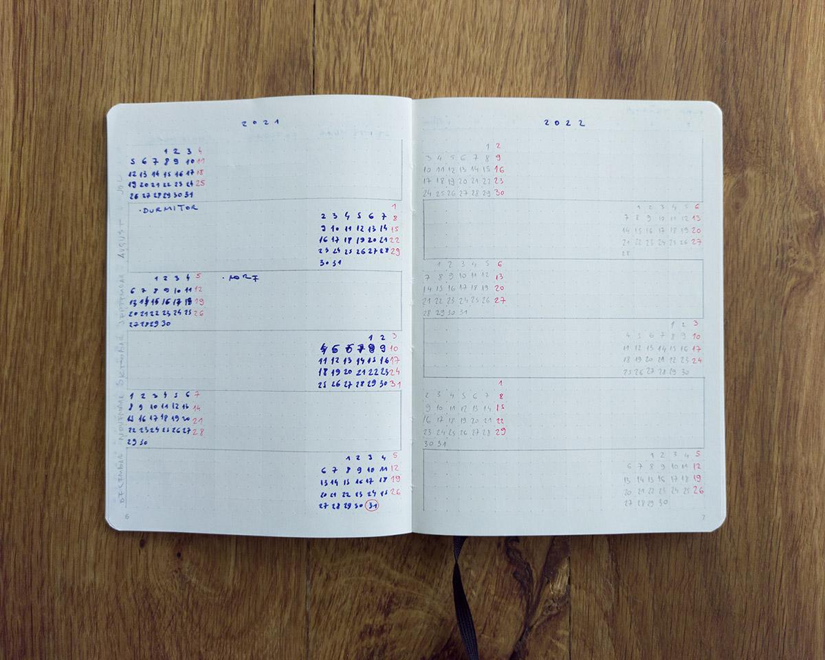 future log bullet dnevnik