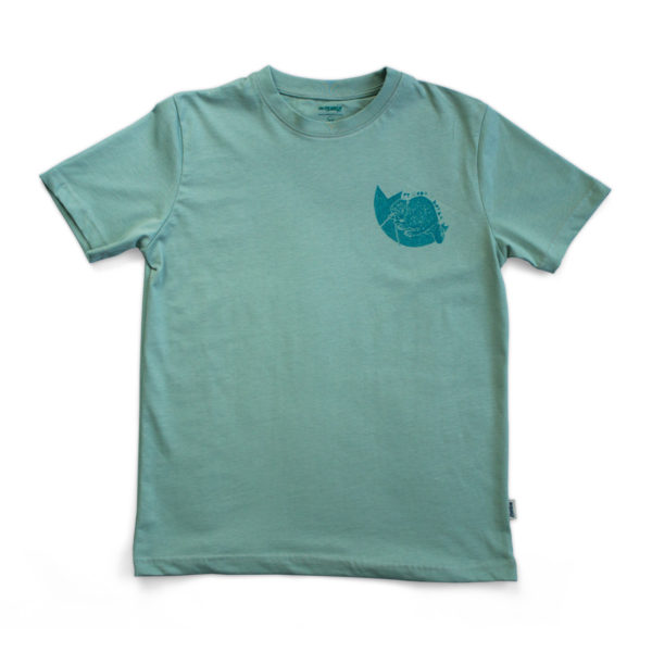 Majica dabar organski pamuk