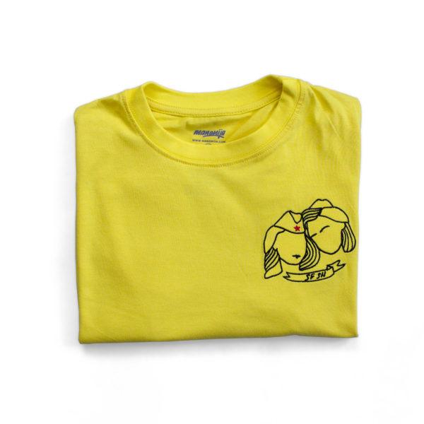 Majica SF-SN sklopljena