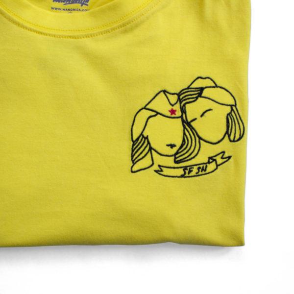 Majica SF-SN vez